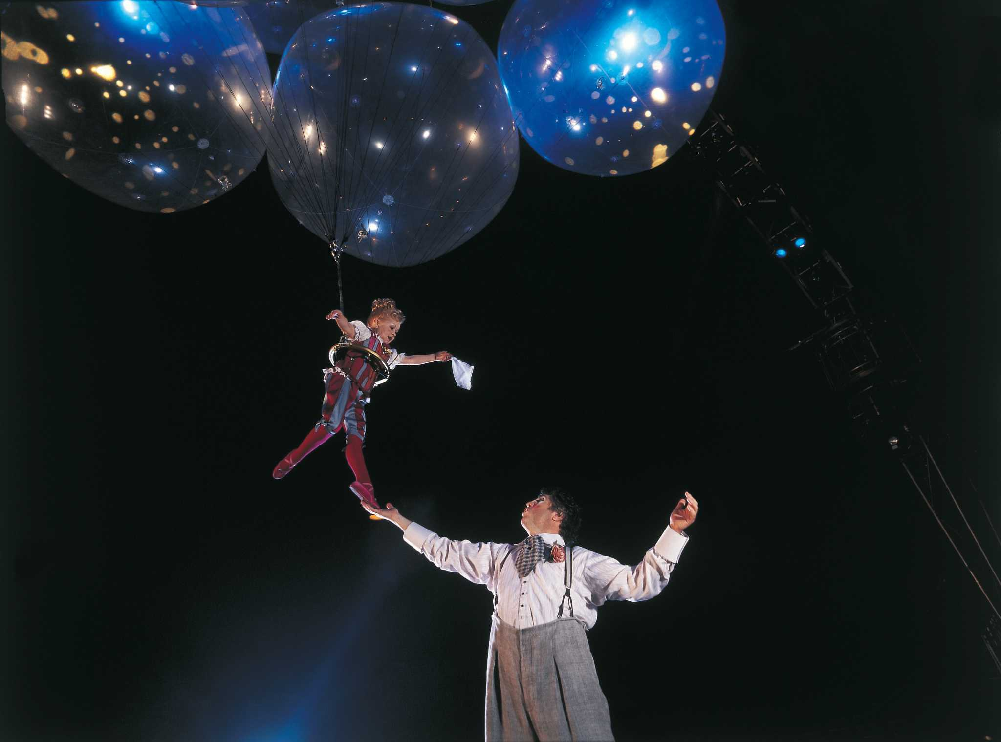 Cirque Du Soleil S Corteo Teaches Us To Fly Houston