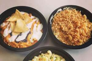 Mac N' Out in Milford serves imaginative variations of macaroni and cheese.