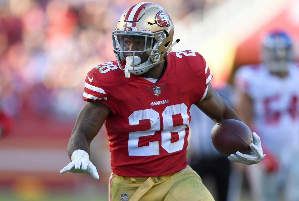 Running back The Best: 2014 second-round pick Carlos Hyde has teased with his talent, racking up nearly 1,300 yards from scrimmage in 2017, but he's not a huge factor in the passing game, so the 49ers are letting him test free agency.