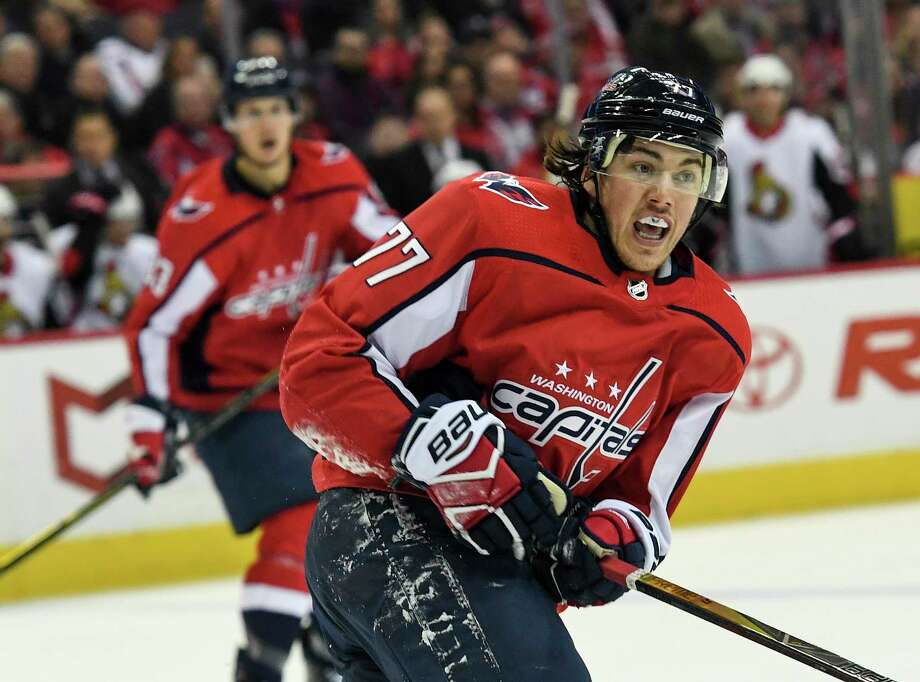 6274703c0 It s been 17 games since T.J. Oshie last scored. Photo  Washington Post  Photo By