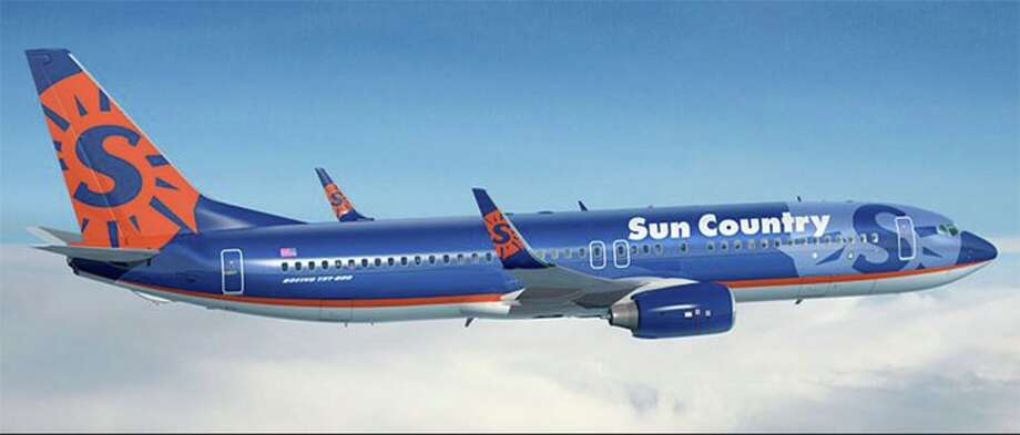 Hundreds of travelers from Minnesota were left stranded in Mexico after Sun Country Airlines canceled flights due to a storm at home because the carrier had ended its seasonal service south of the border. Photo: Sun Country