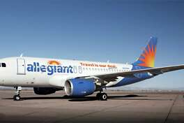 Low-cost Allegiant is adding an Oakland route. (Image: Allegiant)