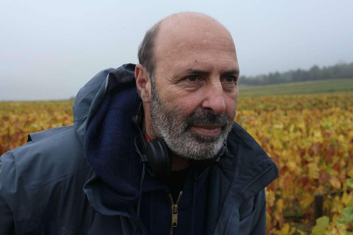 """""""Back to Burgundy"""" director Cedric Klapisch"""