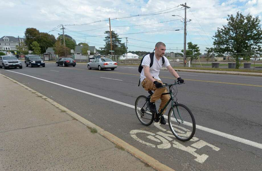 The newly created Bike/Walk Commission is seeking input from residents. Photo: Erik Trautmann / Hearst Connecticut Media / Norwalk Hour