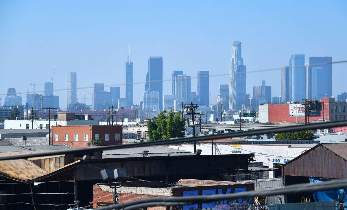 3. Los Angeles California
