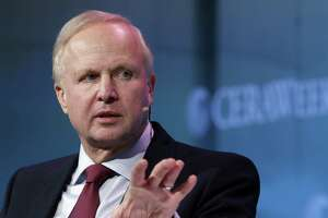 BP Chief Executive Bob Dudley and his company haves led the charge in urging the oil and gas sector to adapt their business model to climate change