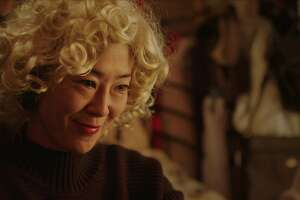 "Shinobu Terajima as the title character in San Francisco filmmaker Atsuko Hirayanagi's new movie ""Oh Lucy!""Credit:Courtesy Film Movement"