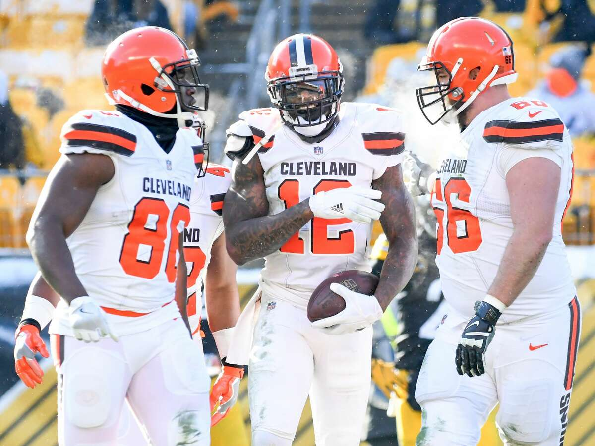 NFL SALARY-CAP-LEADERS 2. Cleveland Browns $76.353 million