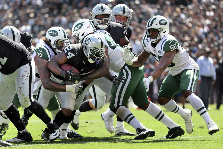 NFL SALARY-CAP-LEADERS 1. New York Jets $92.083 million  Photo: Scott Strazzante, The Chronicle / San Francisco Chronicle