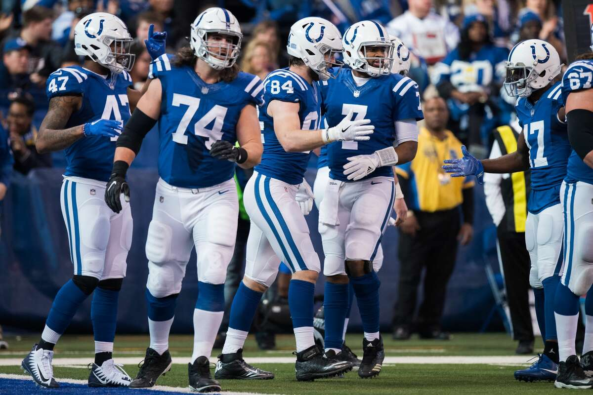 NFL SALARY-CAP-LEADERS 3. Indianapolis Colts $73.878 million