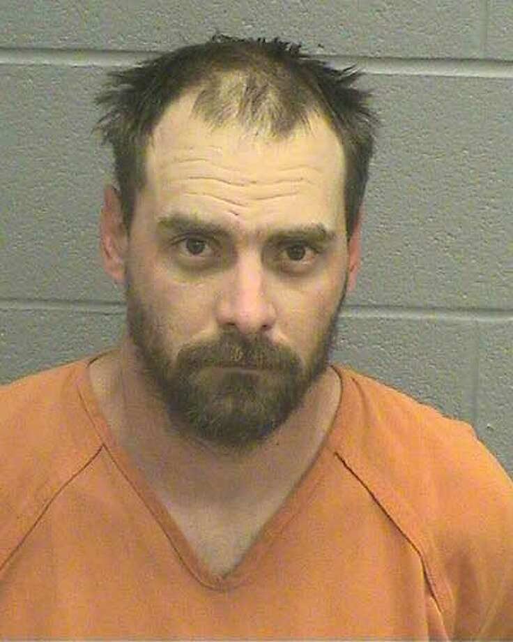 FUGITIVE OF THE WEEK: Shane Bradley is wanted on a assault by chocking warrant.  Photo:  Midland Crime Stoppers