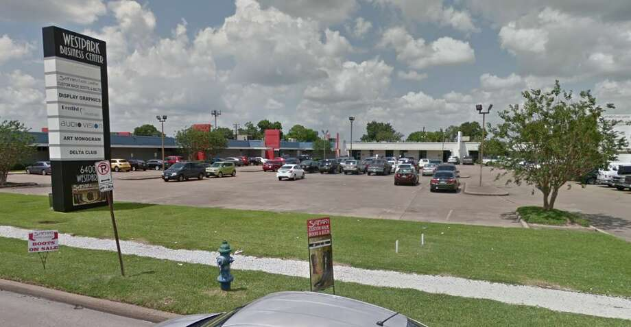 Officers were called out to the Westpark Business Center in the 6400 block of Westpark Drive around 3:50 p.m. to reports of a stabbing. The victim was stabbed in the chest, according to police. Photo: Google Maps