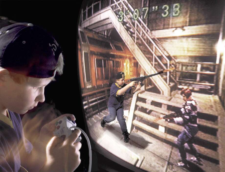 Are violent video games responsible for increased youth violence? Many believe so, citing research. Photo: MINN-ST. PAUL STAR TRIBUNE /