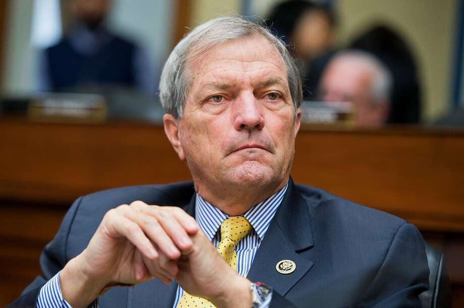 Rep. Mark DeSaulnier, D-Calif.,said that the Trump administration will not build a massive detention center for undocumented migrants in Concord. Photo: Tom Williams / CQ-Roll Call Inc. 2015