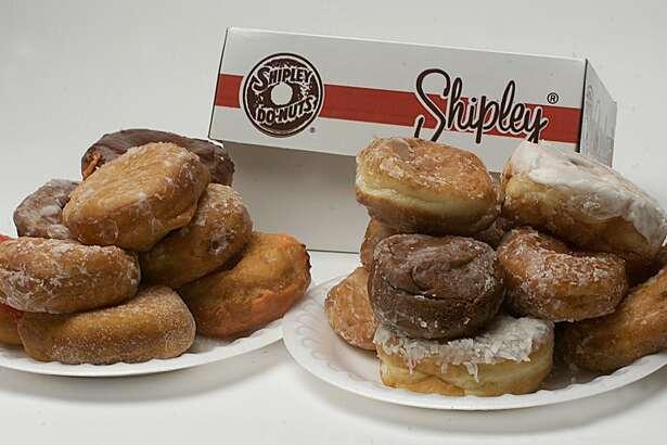 Reader's Choice Shipley Donuts PHOTO BY JUANITO GARZA / STAFF