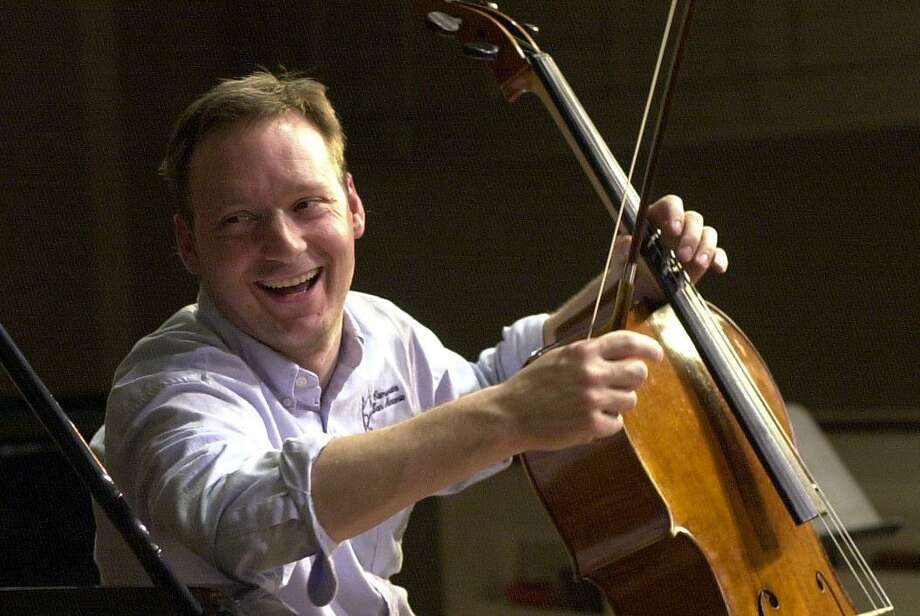 "Symphony principal cello Kenneth Freudigman delivered an inspired, disciplined and highly expressive performance of Bloch's ""Schelomo."" Photo: Courtesy Photo"