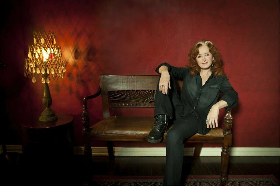 Bonnie Raitt is set to play at the Fox Theater in Oakland to benefit the Tipping Point's North Bay Fire Relief Fund. Photo: Marina Chavez