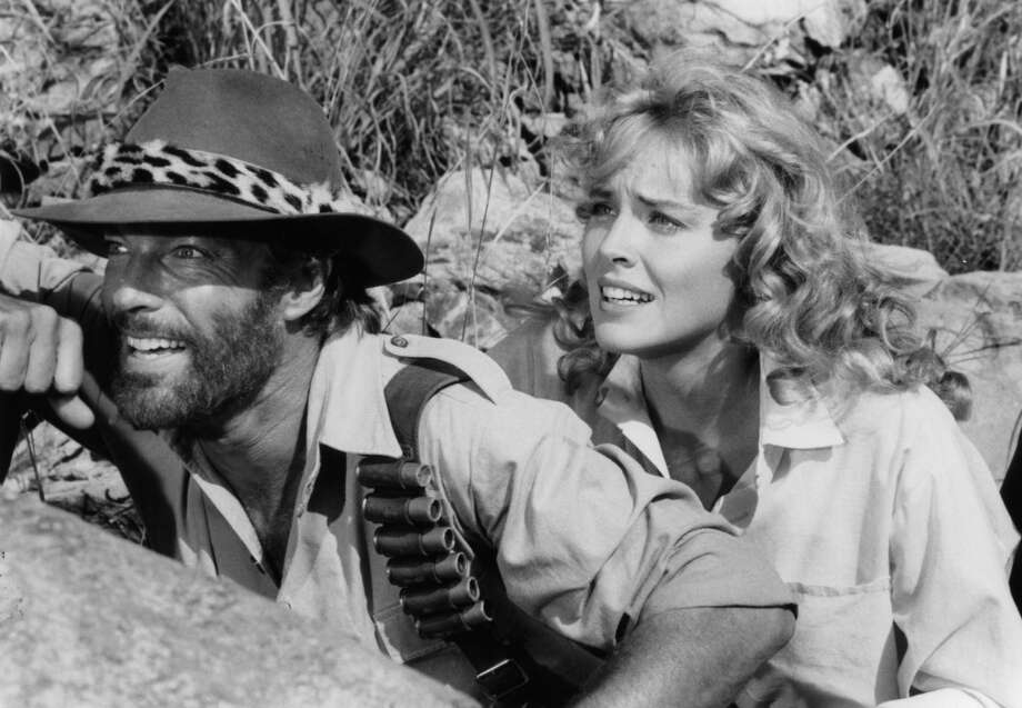 "Let's start with some film roles you might recognize, beginning with ""King Solomon's Mines"" (1985). Photo: Archive Photos/Getty Images"