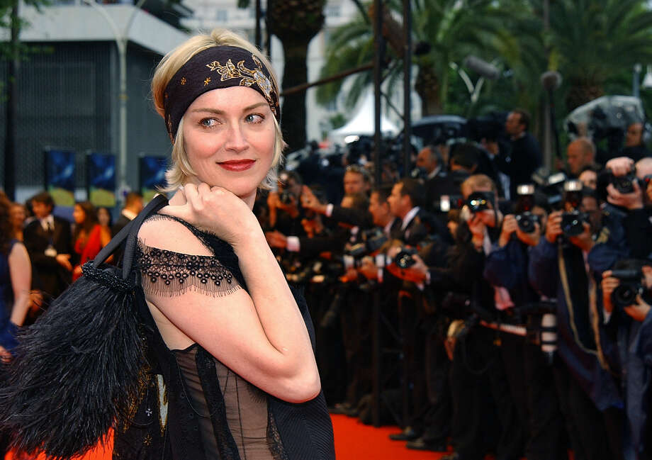 American film and TV actress Sharon Stone was born on March 10, 1958, in Pennsylvania. Here's a look at her career and personal style through the years. Photo: OLIVIER LABAN-MATTEI/AFP/Getty Images