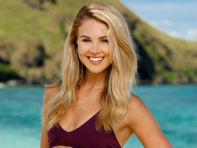 Meet the castaway repping Houston on Survivor: Ghost Island