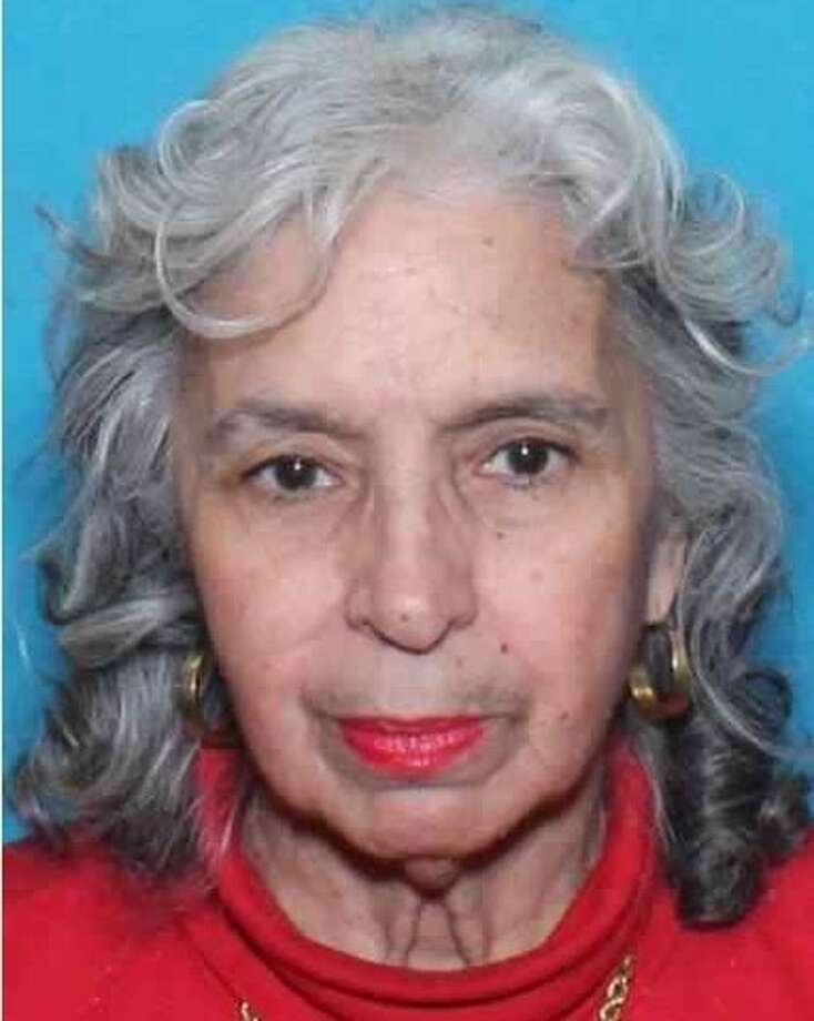 An unidentified 75-year-old woman with Alzheimer's was last seen Friday afternoon in the 300 block of Cumberland Trail in Conroe.