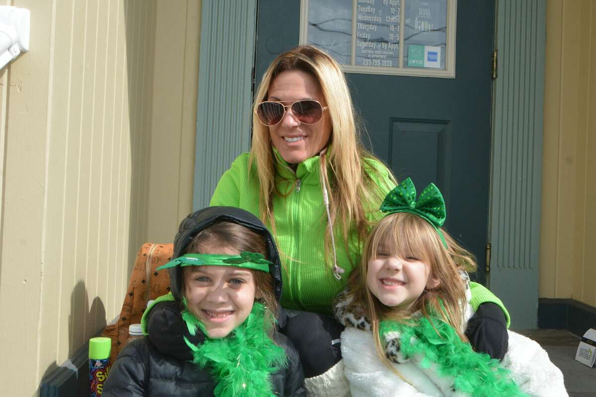 The 28th annual Milford St. Patrick's Day parade was held in downtown Milford on March 10, 2018. Were you SEEN?