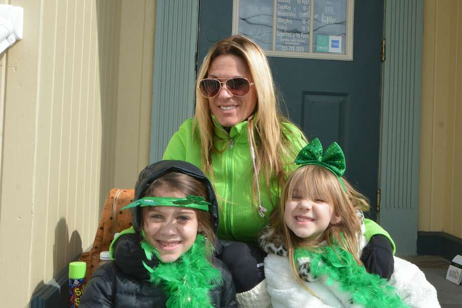 The  28th annual Milford St. Patrick's Day parade was held in downtown Milford on March 10, 2018. Were you SEEN? Photo: Vic Eng / Hearst Connecticut Media Group