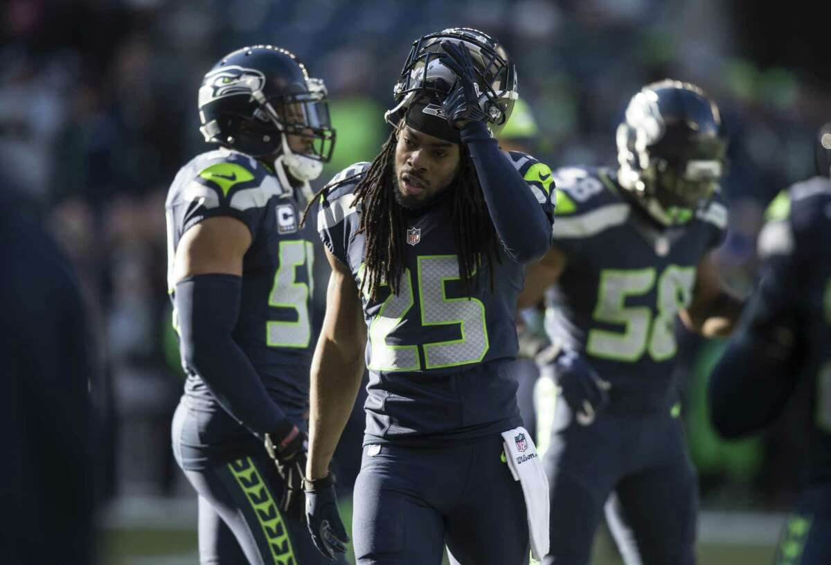 What do you think the reception is going to be for Sherman at CenturyLink? Carroll: