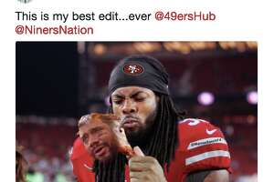 49ers fans took to Twitter to make amends with longtime-nemesis Richard Sherman.