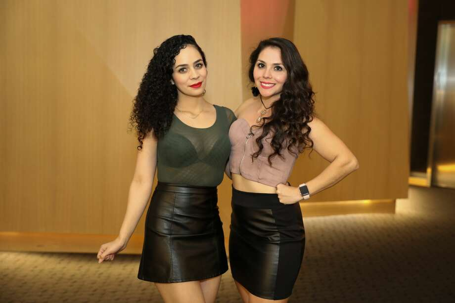 Fans of Gloria Trevi and Alejandra Guzman packed the AT&T Center Saturday, March 10, 2018. San Antonio was the third Texas stop for the Mexican pop star duo, currently on their Versus World Tour. Photo: Marco Garza For MySA