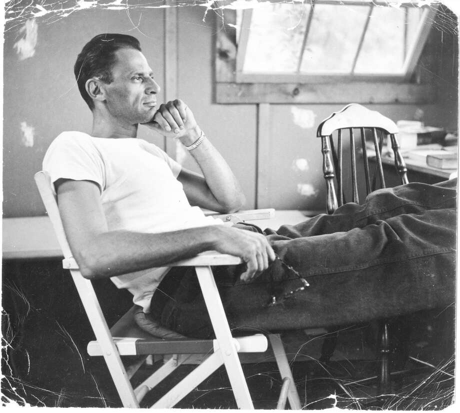 "Arthur Miller, who wrote ""Death of a Salesman,"" is revealed through a documentary by his daughter Rebecca Miller. Photo: Courtesy Of Rebecca Miller"
