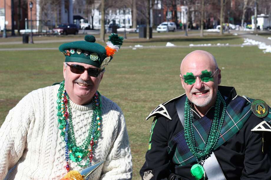 The Greater New Haven St. Patrick's Day parade was held on March 11, 2018. The parade has been an institution since 1842. Were you SEEN? Photo: Courtney M. Lewis