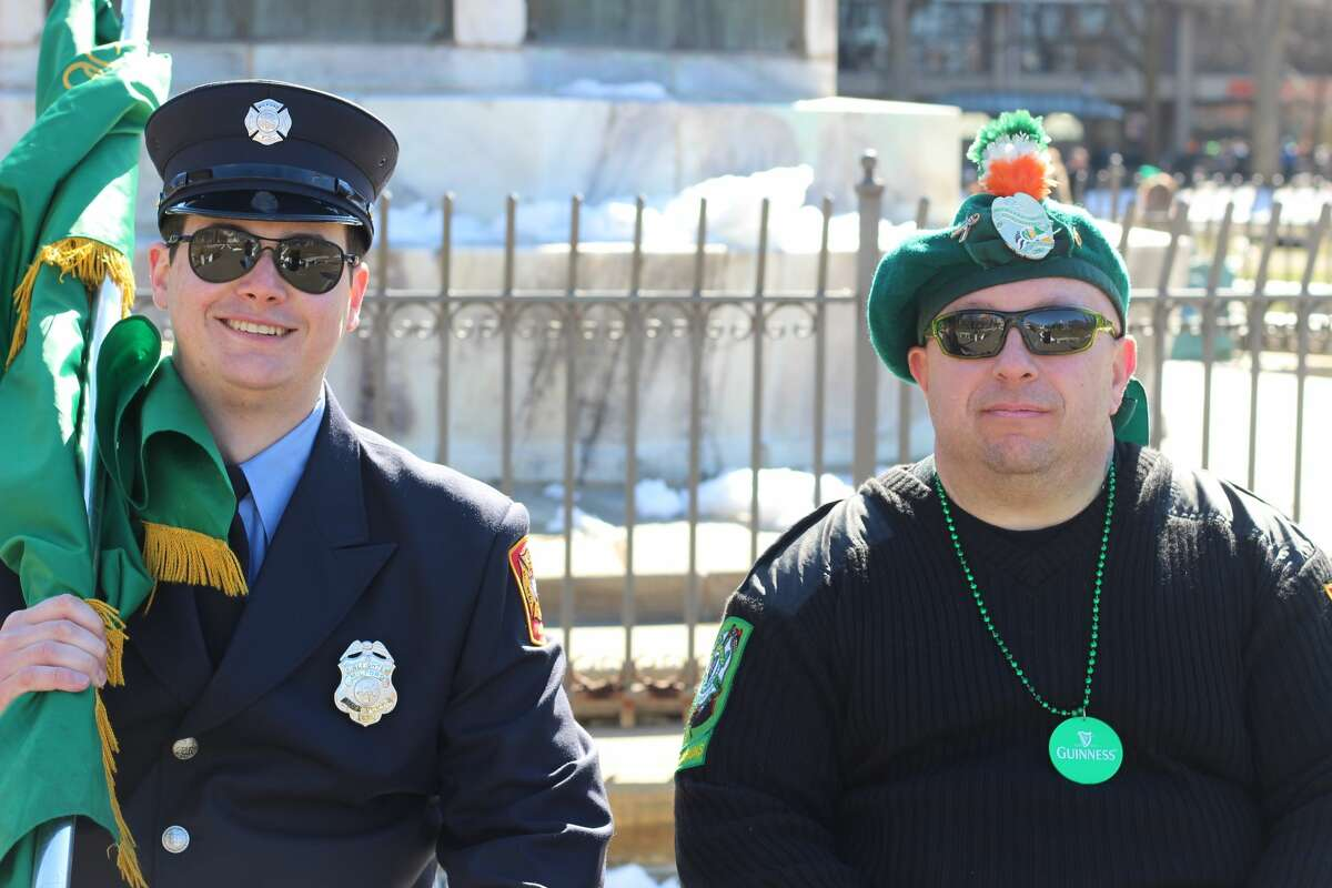 The Greater New Haven St. Patrick's Day parade was held on March 11, 2018. The parade has been an institution since 1842. Were you SEEN?