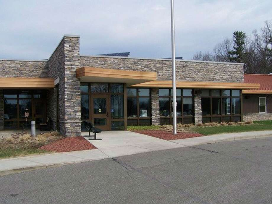 The exterior of Pinecrest Farms is shown.