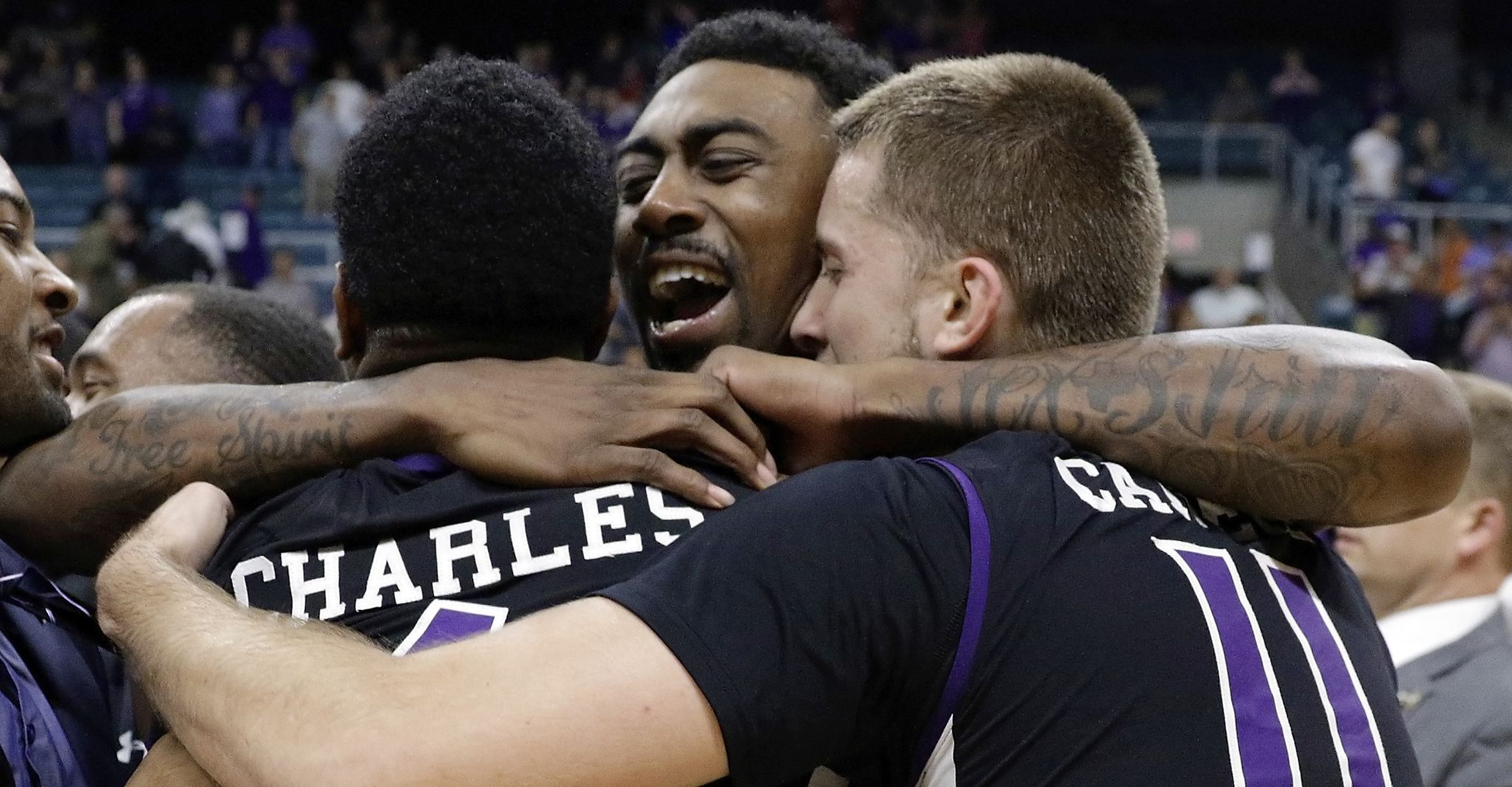 Lone Star NCAA Tournament matchup: SFA, Texas Tech to square off in Dallas