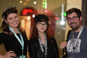 """The annual film, music and technology festival and conference kicked off this weekend with the film portion. Here is a look at from the screening of """"Blockers"""" at the Paramount Saturday, March 10, 2018. As well as scenes from various parties associated with SXSW from around Austin."""
