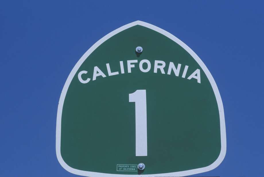 A sign for route 1 in California (Photo by Visions of America/UIG via Getty Images) Photo: Joe Sohm/Visions Of America/UIG Via Getty Images