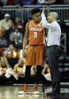Longhorns coach Shaka Smart has Texas back in the NCAA Tournament field after a one-year absence.