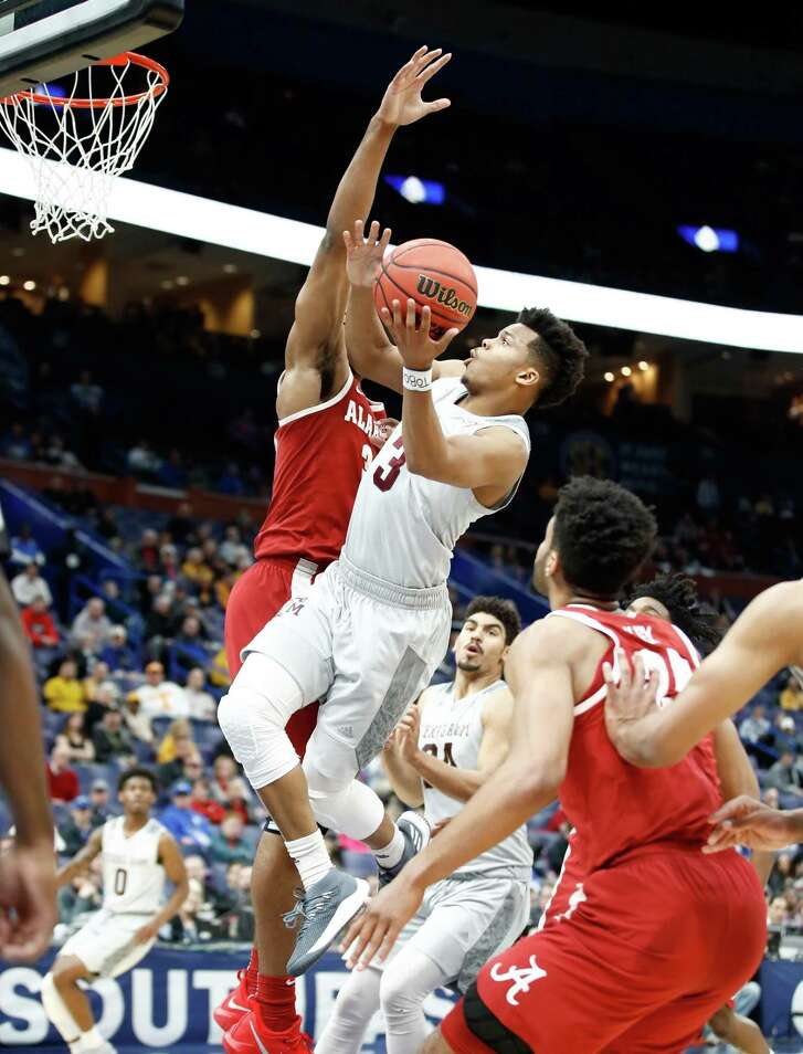 Admon Gilder and the Texas A&M Aggies draw a solid Providence team in their first NCAA game.