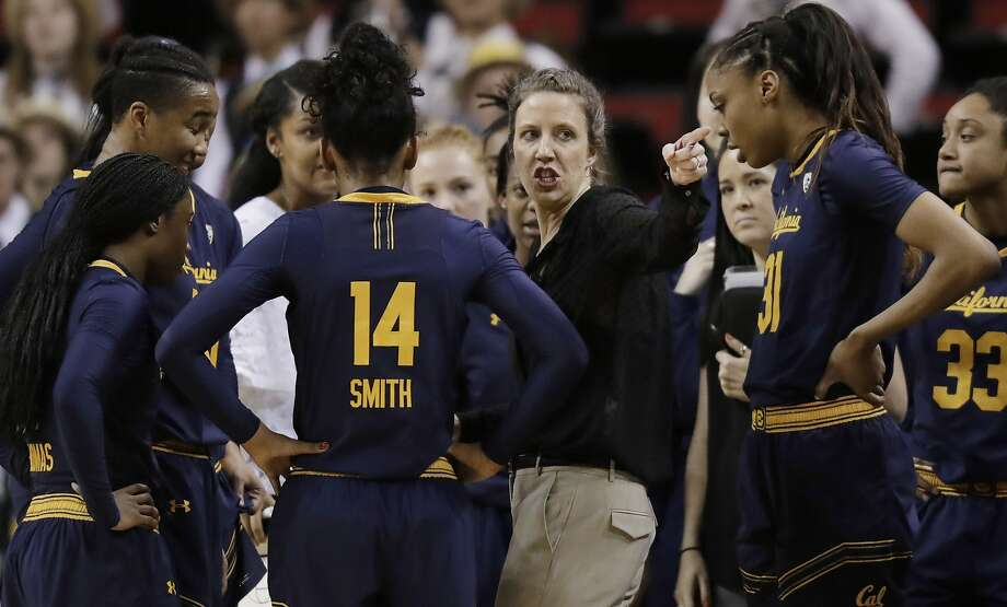 Cal coach Lindsay Gottlieb has directed her team into the NCAA Tournament. The Bears, seeded seventh in the Albany Region, play Virginia on Friday. Photo: Ted S. Warren, Associated Press