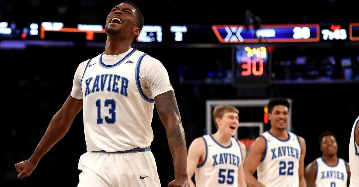 Top seed Xavier The Musketeers held on to the last No. 1 seed despite blowing a 17-point lead in an overtime loss to Providence in the quarterfinals of the Big East tourney. Still, Xavier's regular-season resume is led