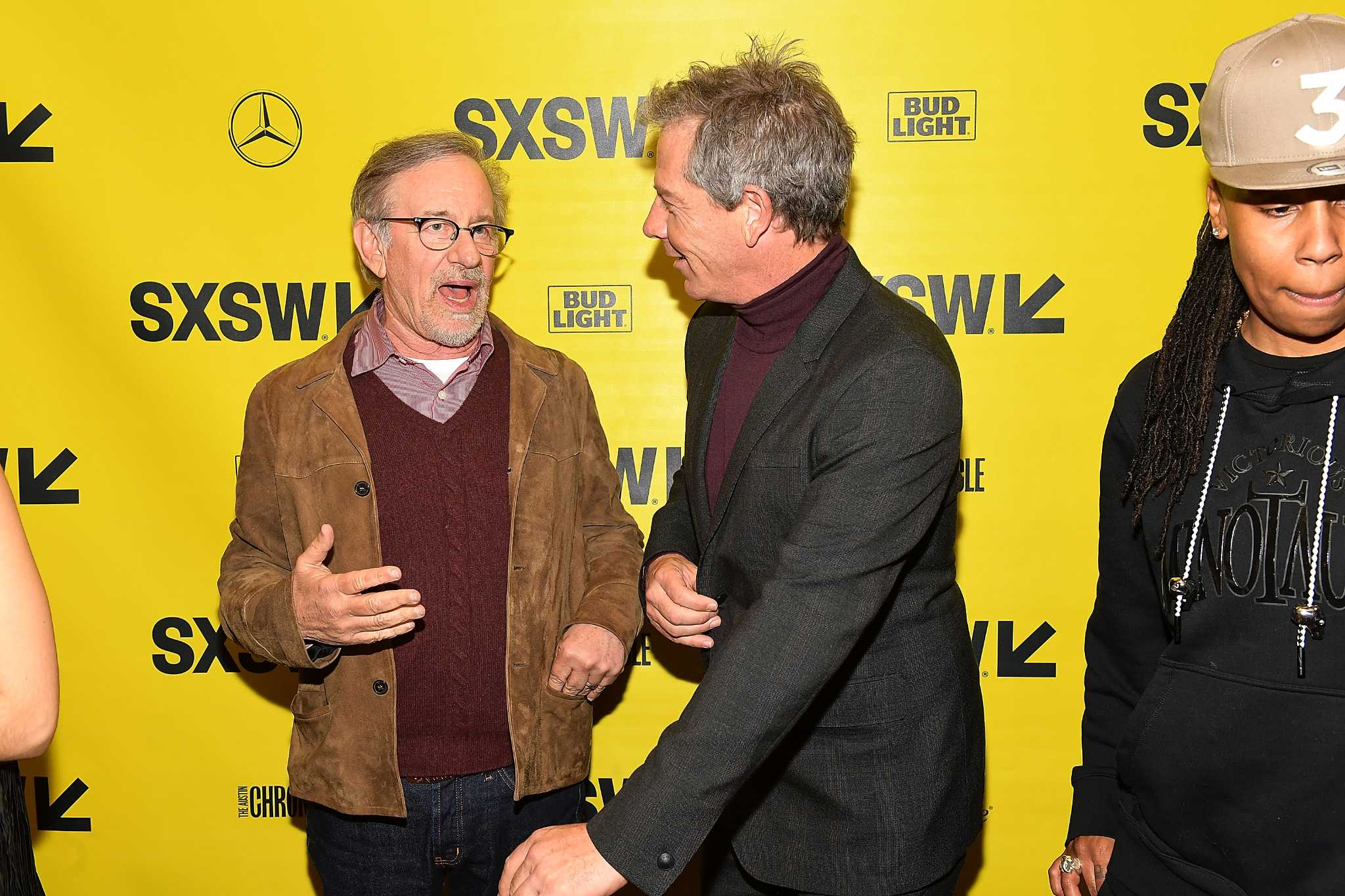 Steven Spielberg debuts 'Ready Player One' at SXSW