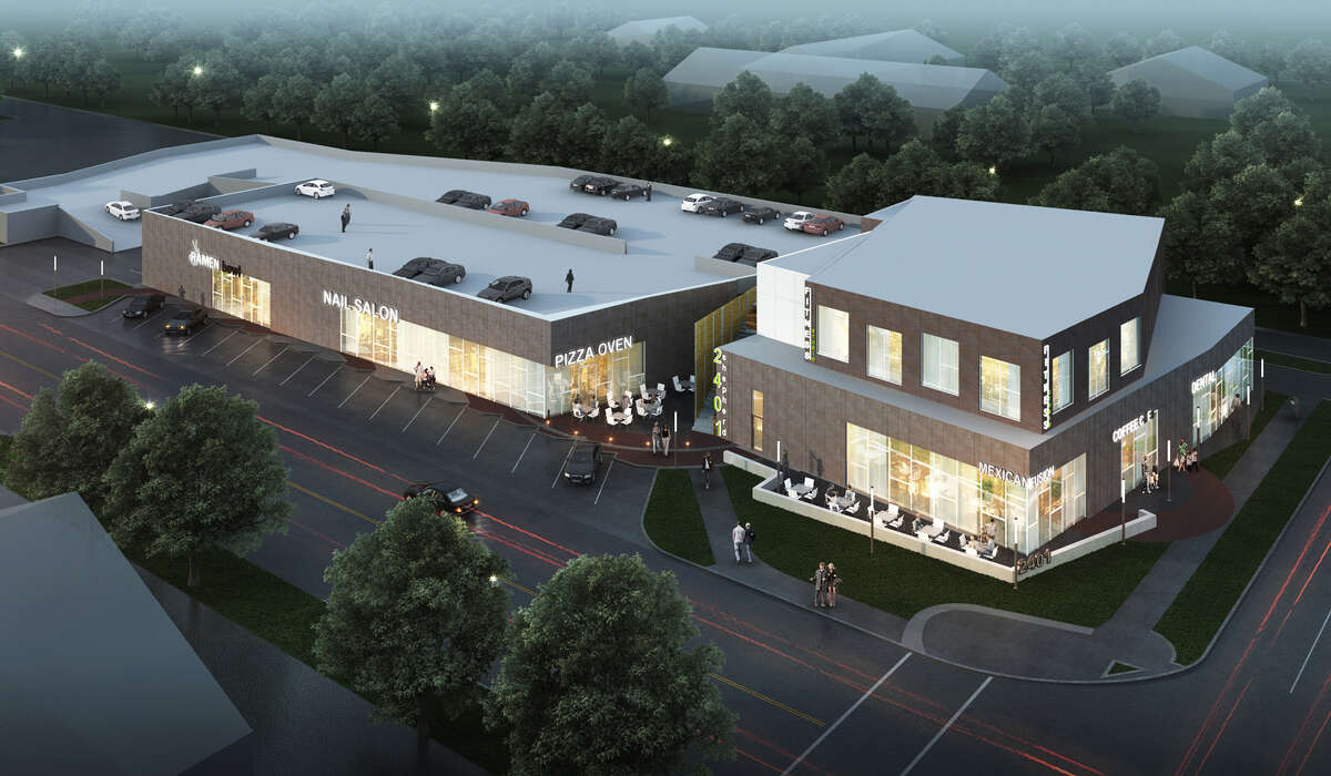 Braun Enterprises will break ground on a new retail development at 2401 N. Shepherd in October, the company said.