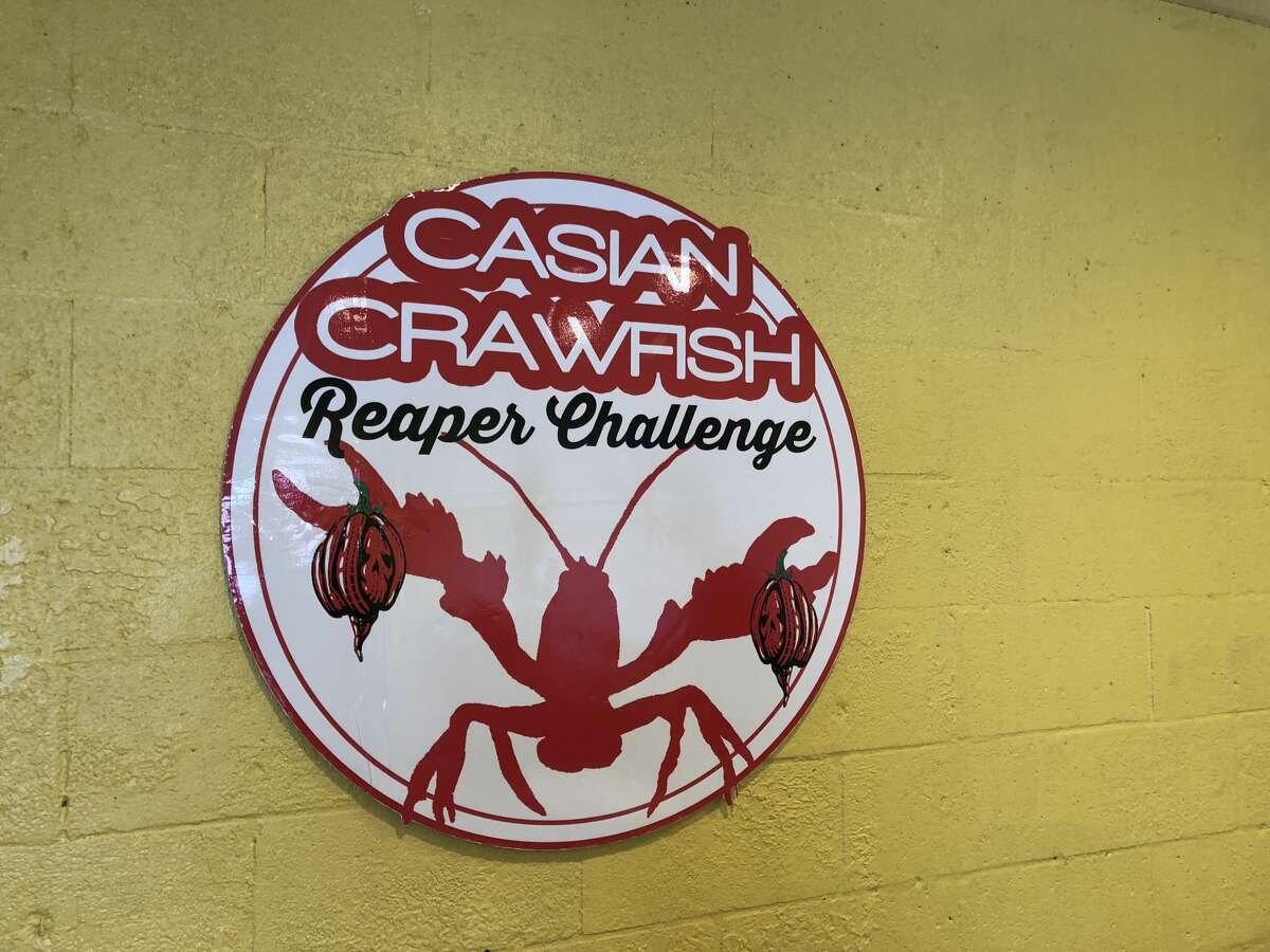 Casian Crawfish is quite proud of the challenge that they have concocted.