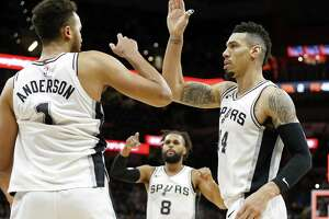 Kyle Anderson and Danny Green are big advocates of plenty of sleep.