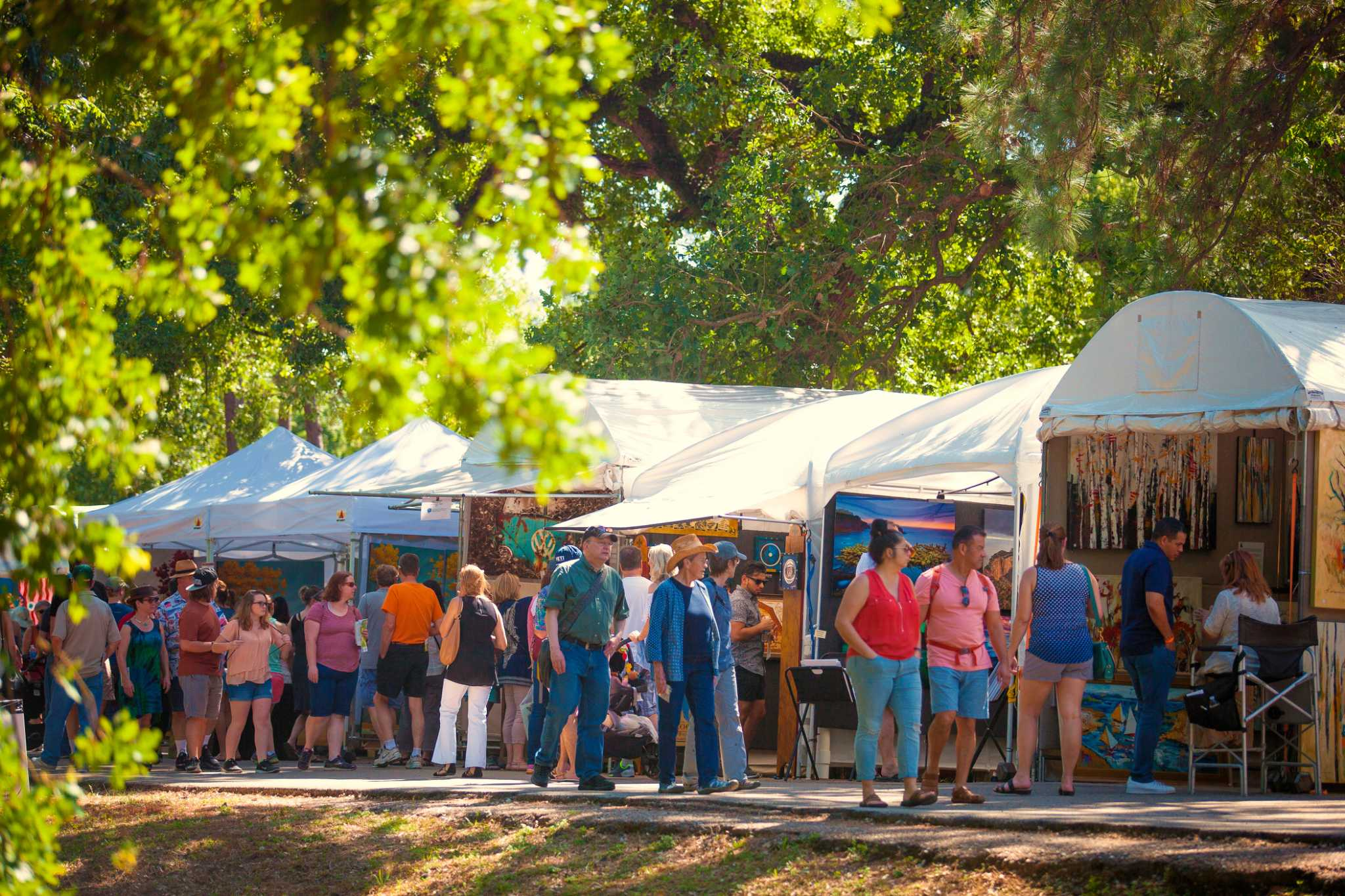 Bayou City Art Festival slated for March 23-25