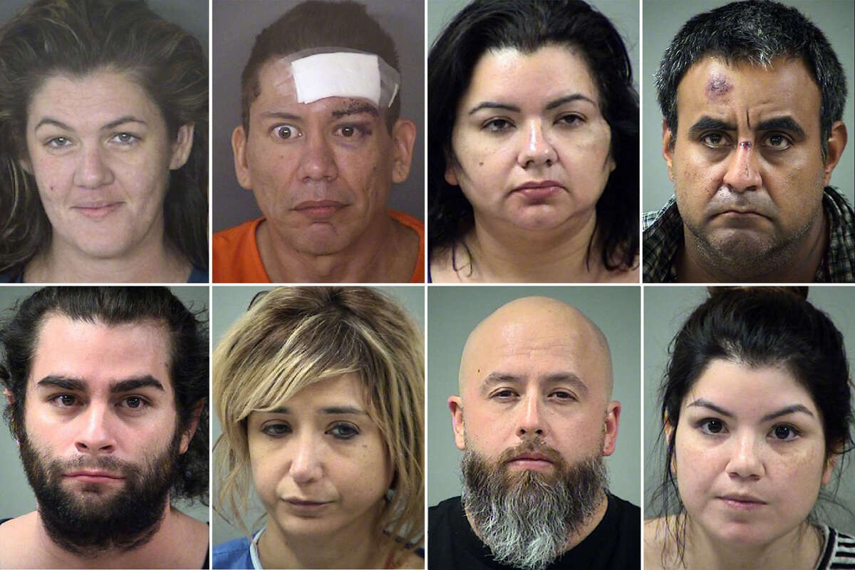 Bexar County law enforcement officials nabbed 52 people on felony drunken driving charges in February, county records obtained by mySA.com show.Click ahead to view their mugshots.