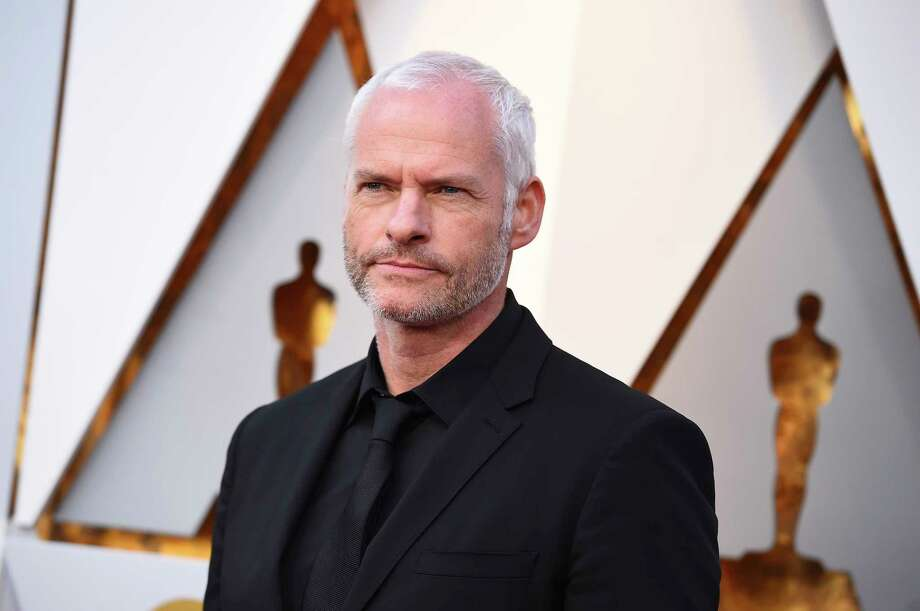 Martin McDonagh arrives at the Oscars on Sunday, March 4, 2018, at the Dolby Theatre in Los Angeles. (Photo by Jordan Strauss/Invision/AP) Photo: Jordan Strauss, Associated Press / 2018 Invision