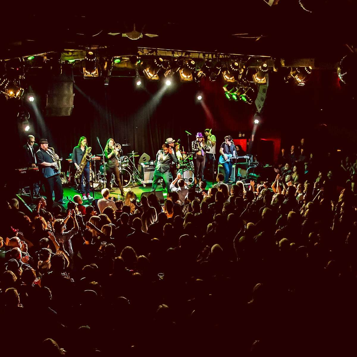 Soul Ska performs at the Great American Music hall on Friday, March 23, 2018