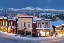 Breckenridge is one of Colorado's loveliest and happiest ski towns.